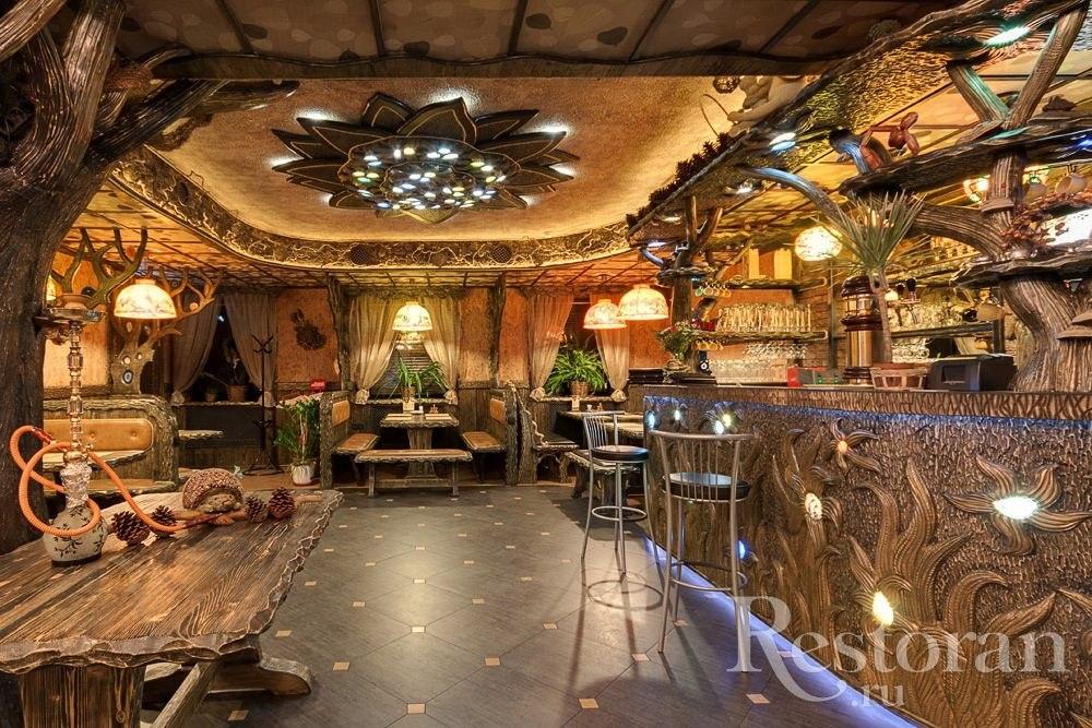 Место: Forrest Cafe (RU, Санкт-Петербург, город Санкт-Петербург, Санкт-