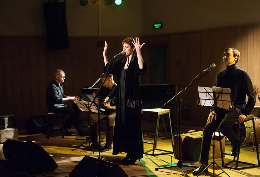Музыкально-поэтический вечер «Сообщники»