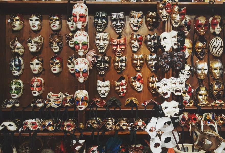 Венецианская маска: живая мастерская