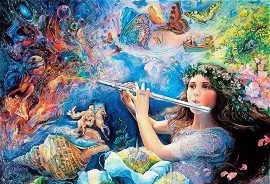 """3.2. """"Сказочная фея – флейта"""""""