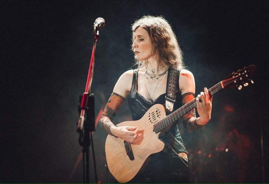 Ольга Арефьева большой сольный концерт