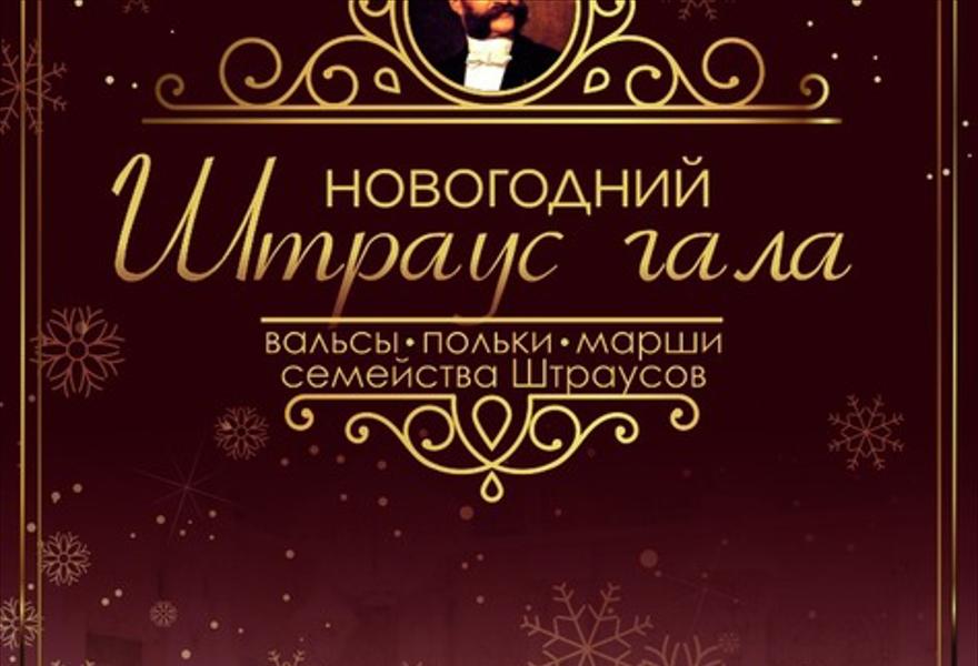 """Концерты """"Новогодний Штраус-Гала"""""""