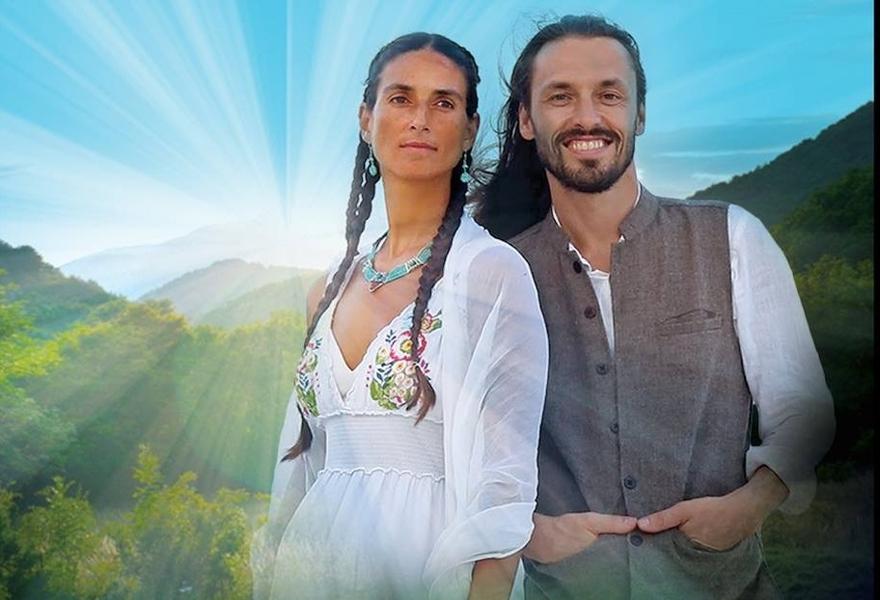 """Концерт-медитация дуэта MIRABAI CEIBA """"AQUA de LUNA"""""""
