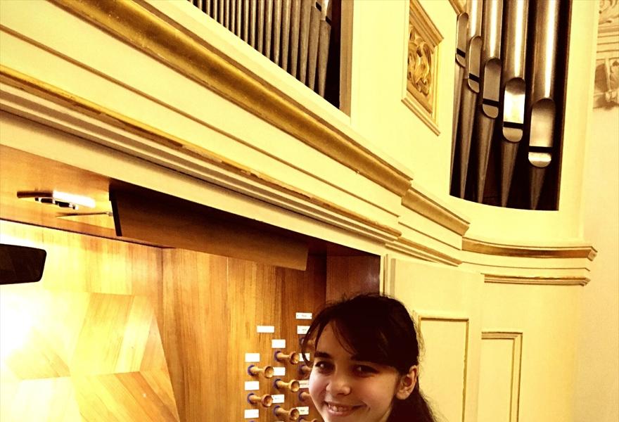 «Пять веков органной музыки»