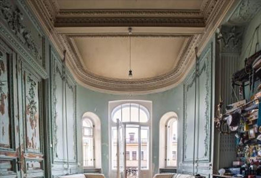 Вокруг Чернышевской: истории доходных домов с посещением  квартиры в доме Бака