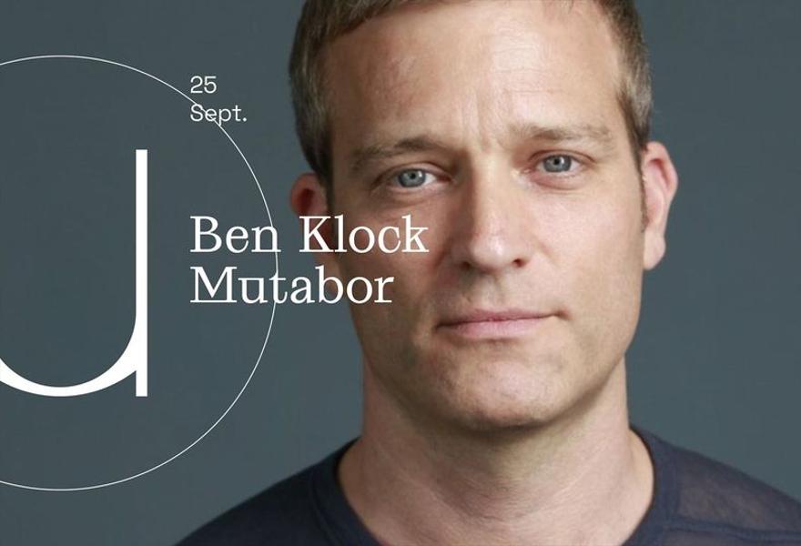 Ben Klock Mutabor
