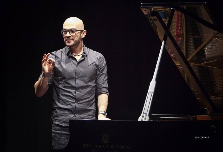 FABIO GIACHINO (рояль)/Италия