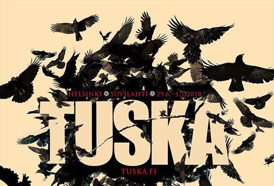 Tuska Open Air Metal Festival 2018