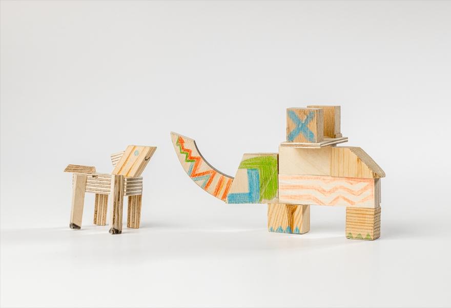 Детские мастер-классы творческой мастерской «Механические Деревянные Шестеренки»