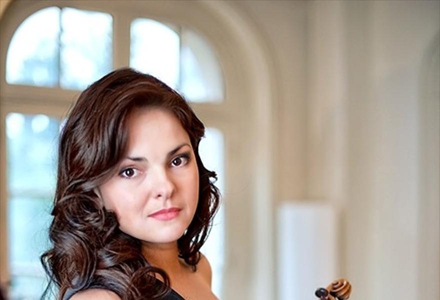Вечер скрипичной музыки. Татьяна Самуил