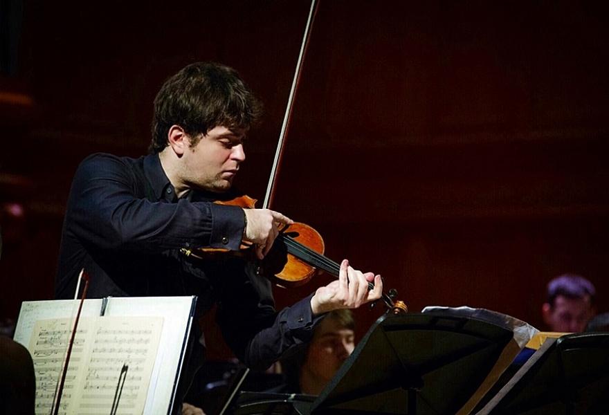 Концерт Ивана Почекина (скрипка, Москва)