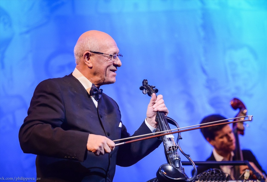 Вечер джазовой скрипки