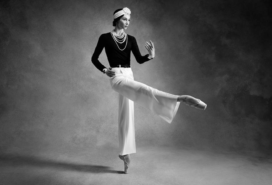 Спектакль «MODANSE»: балеты «Как дыхание» и  «Габриэль Шанель»