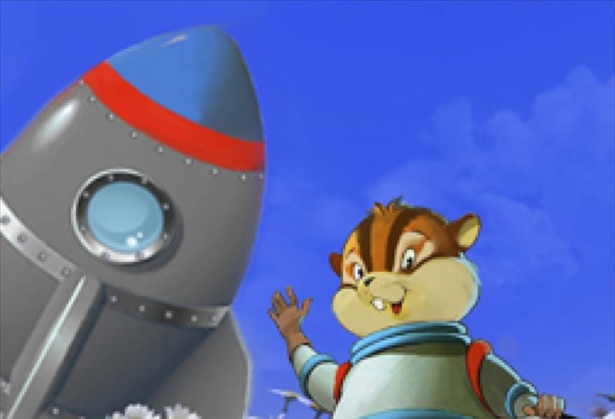 """Полнокупольная программа """"Как Тимоша на ракете летал"""""""