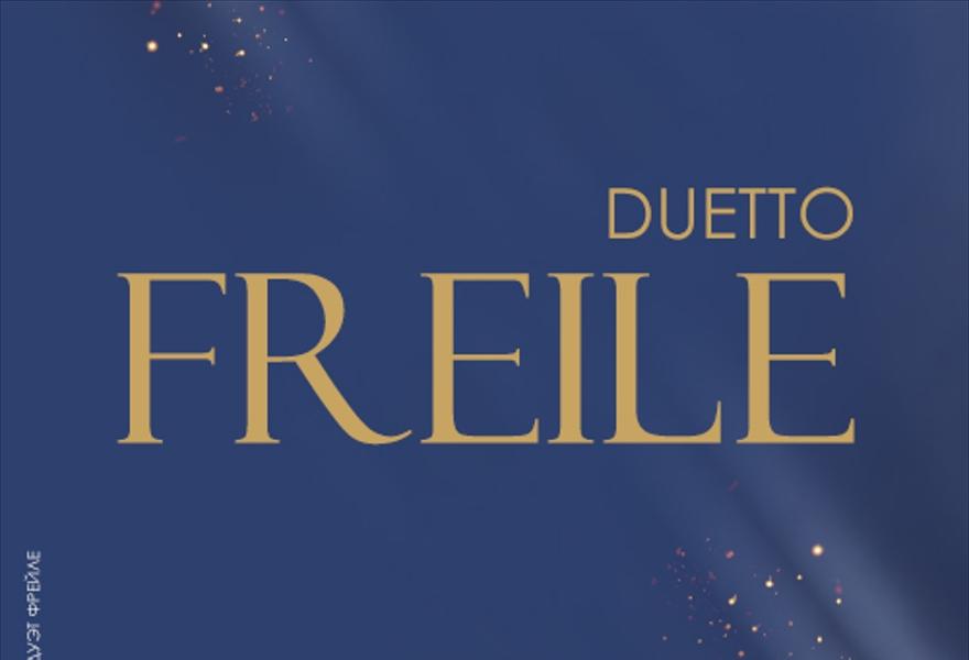 """DUETO FreiLE""- А.Чубич и М.Герасименко, концерт ""Разговор по душам"""