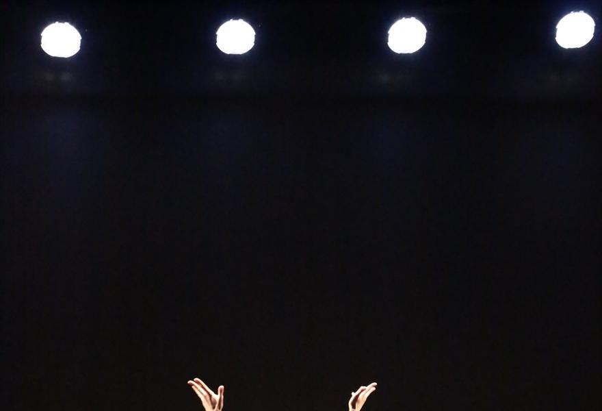 """""""Показы пластических перфомансов"""" """"МОНОfest"""" Сцена-Молот ул. Ленина, 53"""