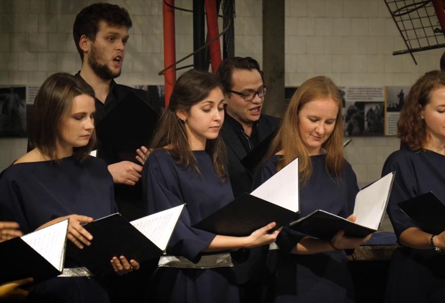 Камерный хор «Festino»   Духовная музыка