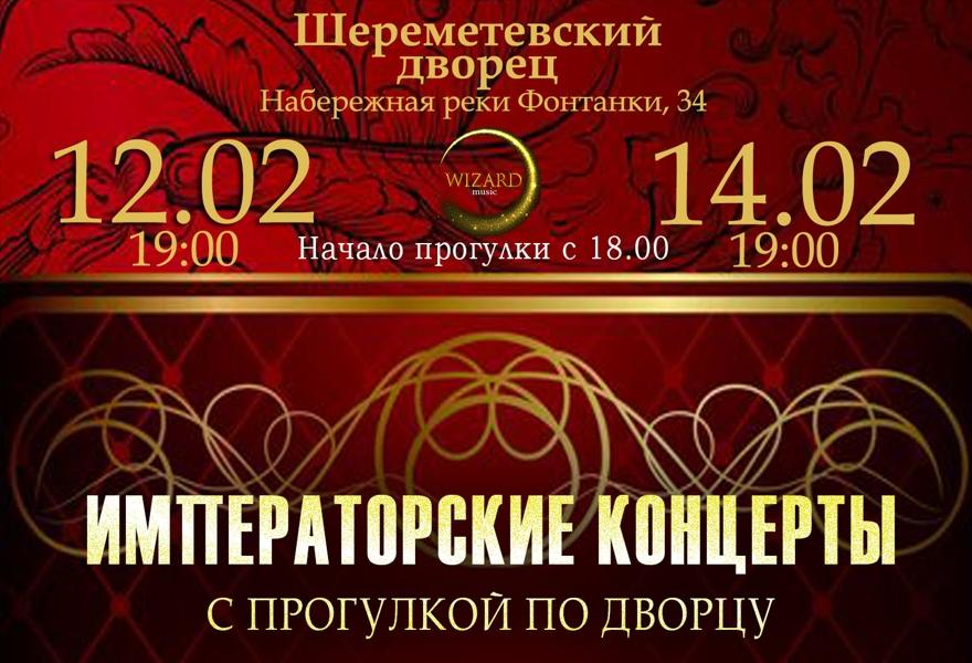 Концерт  Великий Бетховен с прогулкой по дворцу
