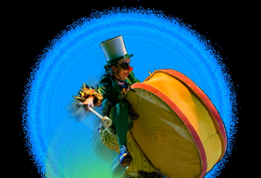 Волшебник Изумрудного города. Гастроли ТЮЗ им. А.А. Брянцева. Санкт-Петербург