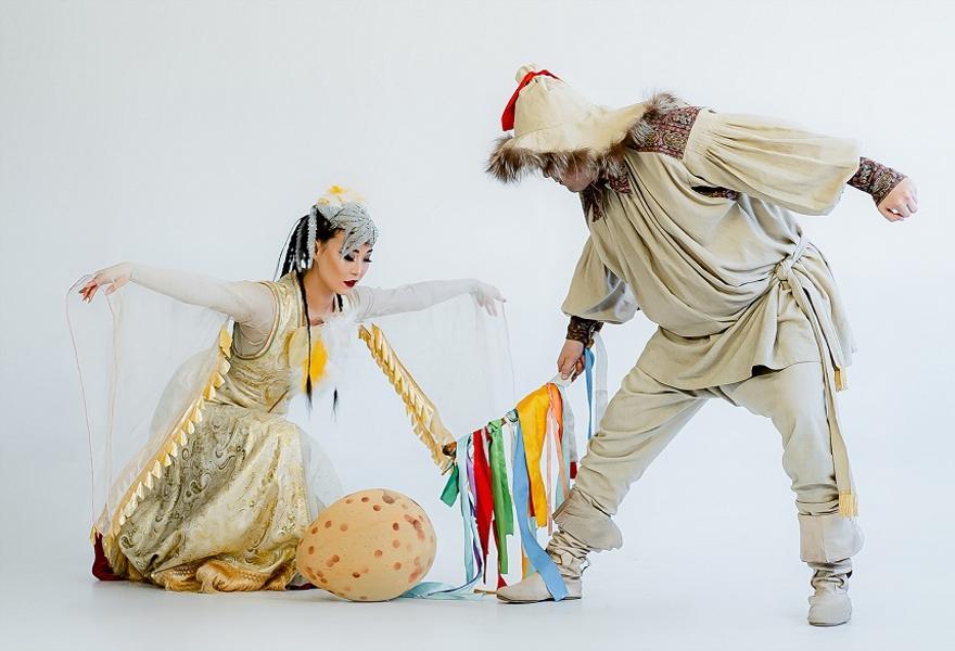 Хай-балет «Алтын Кӧӧк» («Золотая Кукушка»)