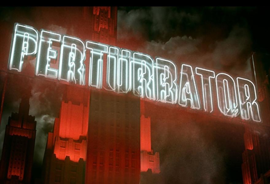 PERTURBATOR (France) в Москве