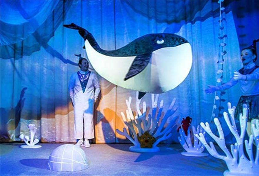 Поющий кит: подводные истории