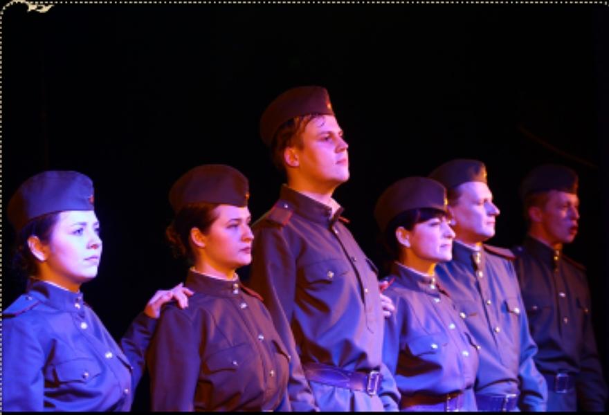 Концерт фронту