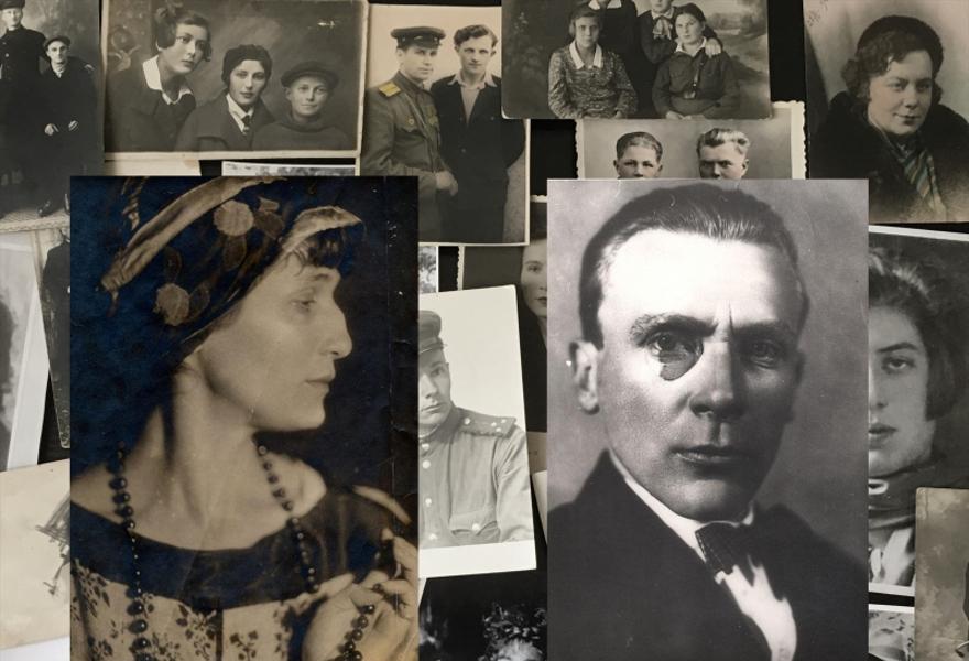 Анна Ахматова. Михаил Булгаков. Пятое измерение