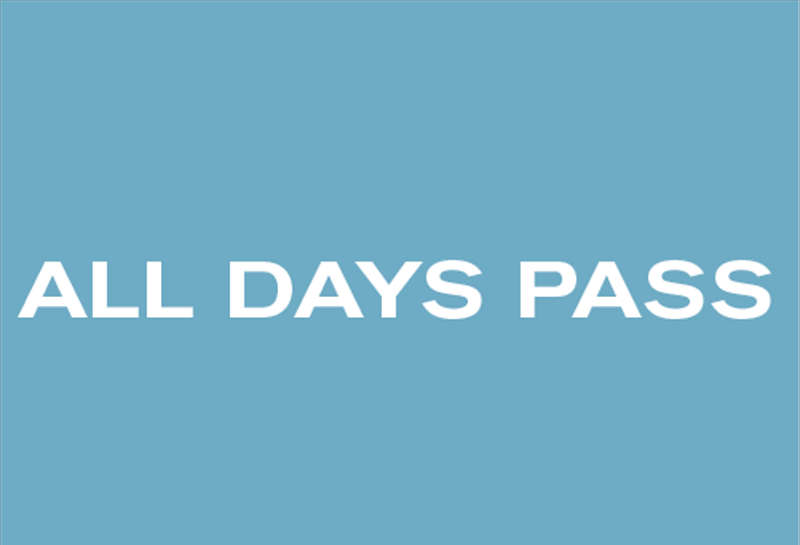 PPF 2020: ALL DAYS PASS