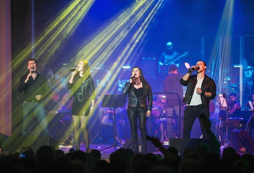 «Симфония в джинсах-2: мировые рок-хиты»