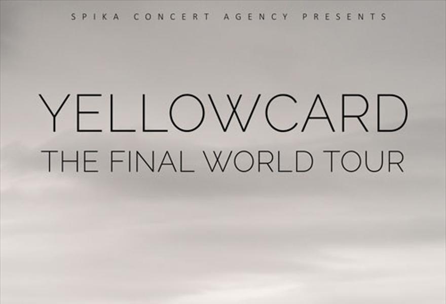 Yellowcard (USA) в Москве