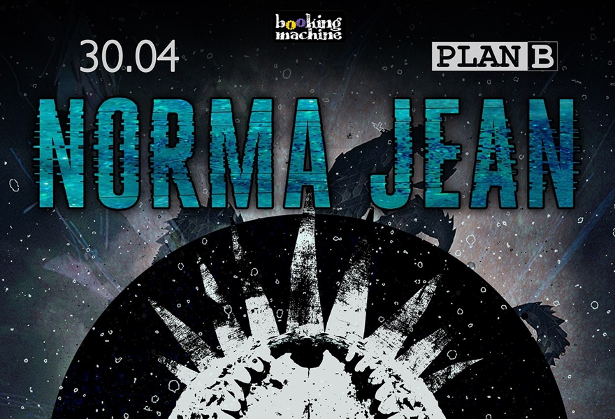 Norma Jean (USA) в Москве