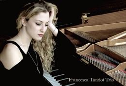 FRANCESCA TANDOI TRIO (ИТАЛИЯ)