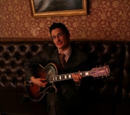 Квартет Ильи Луштака (гитара, Нью-Йорк)