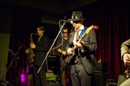 Suvorov's Blues Band