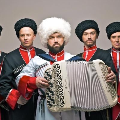 """Концерт ансамбля """"Казачья Доля"""" на Неве, фото"""