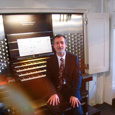 Органисты мира: Олимпио Медори (орган, Италия), фото