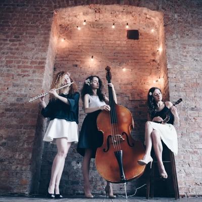 Amelie Acoustic Trio. Джаз на сцене White Night, фото