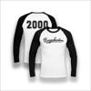 """""""Владивосток 2000"""" черная, длинный рукав"""