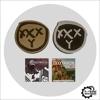 OXXXYMIRON / Набор: два значка (с лого) + два магнита