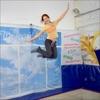 """Прыжки на батуте в батутном центре """"JUMP!"""""""