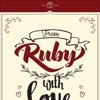Gift card. Ruby Wine Bar