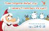 Билет на Новогоднюю елку для детей