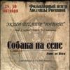 """Собака на сене"" экшн-спектакль в 3-х действиях"