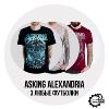 Asking Alexandria / Три любые футболки