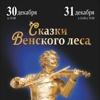 """Новогодний концерт """"Сказки Венского леса"""""""