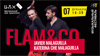 Огонь Фламенко - фестиваль «Арт Атмосфера» в ЦДХ