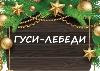 """Новогоднее представление """"Гуси-Лебеди"""""""
