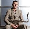 Дмитрий Мосьпан (саксофон) & Ark Ovrutsky Quartet