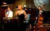Джазовая классика 40-х,50-х ЭЛЬВИРА ТРАФОВА – вокал И АНСАМБЛЬ ПЕТРА КОРНЕВА.